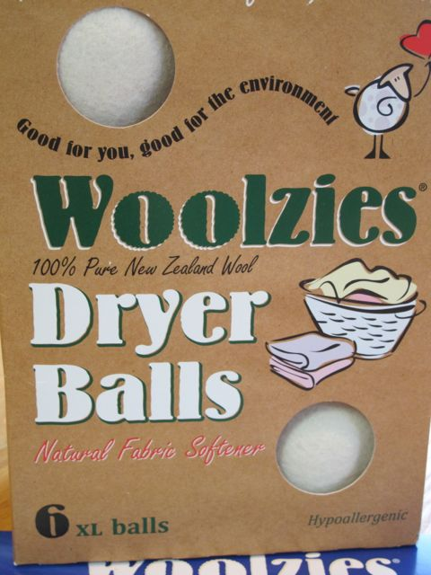NEW GIVEAWAY! Woolzies Dryer Balls